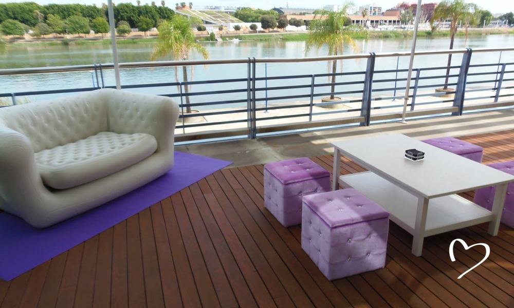 Celebraciones Alianzza - Tu boda en el rio Guadalquivir